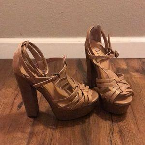 Shi by journeys platform heels